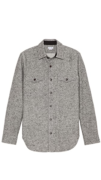 Steven Alan Flannel CPO Shirt Jacket