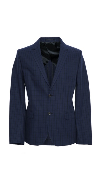 Steven Alan Oliver Twill Suit Jacket