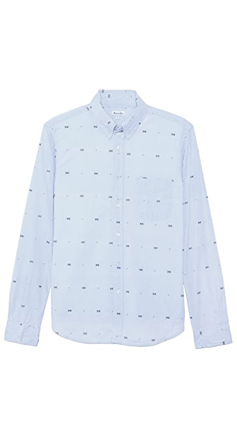 Steven Alan Chambray Sport Shirt