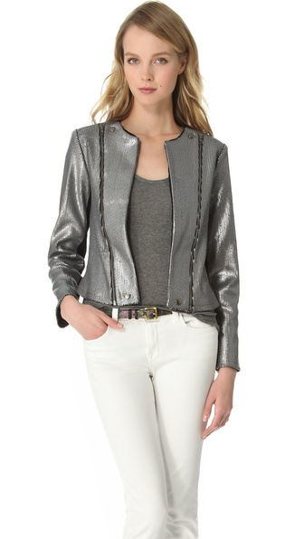 STYLESTALKER Raquel Sequin Jacket