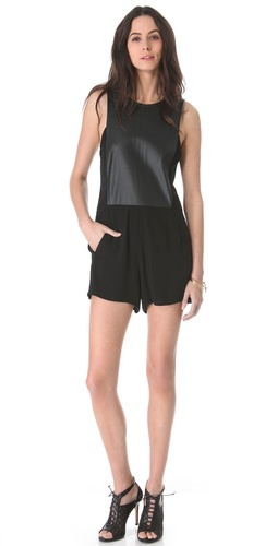 STYLESTALKER Future Echoes Romper