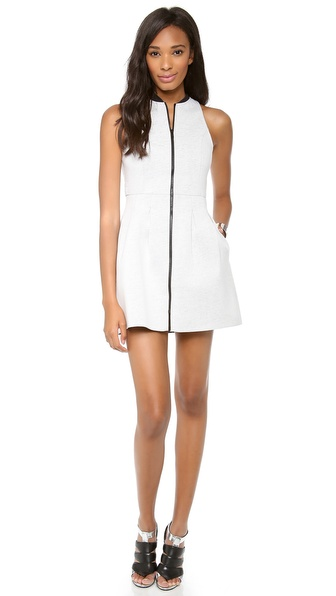 STYLESTALKER Three Pointer Dress