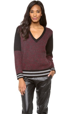 STYLESTALKER Triple Threat Sweater