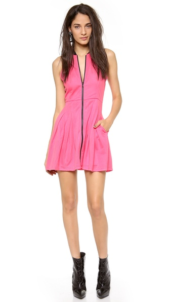 STYLESTALKER Hoopin Around Dress