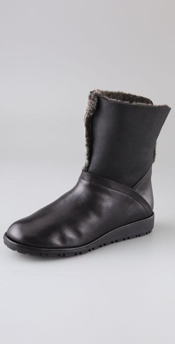 Stuart Weitzman Furst Shearling Boots