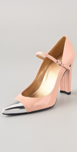 Stuart Weitzman Capsize Mary Jane Pumps