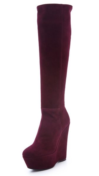 Stuart Weitzman Vivid Knee High Boots