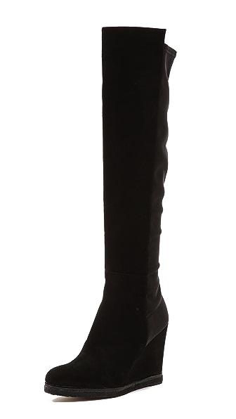 Stuart Weitzman Demiswoon Wedge Tall Boots