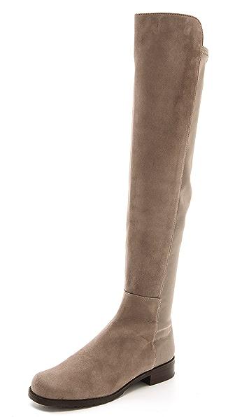 Stuart Weitzman 5050 Flat Boots