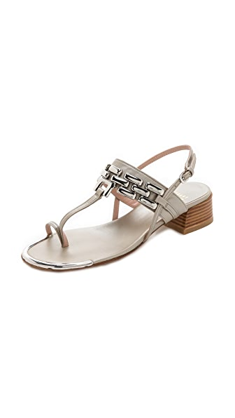 Stuart Weitzman Hardware City Sandals