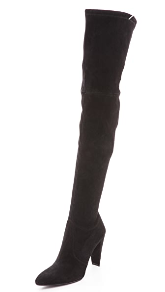 Stuart Weitzman High Street Over the Knee Boots
