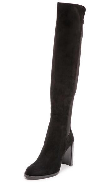 Stuart Weitzman Hijack Suede Boots
