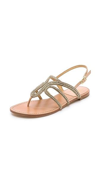 Stuart Weitzman Stuart Weitzman Thongshow Sandals (Transperant)