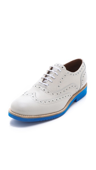 Studio Pollini Contrast Bottom Oxfords