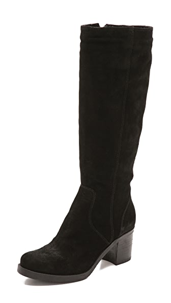 Studio Pollini Low Heel Tall Boots
