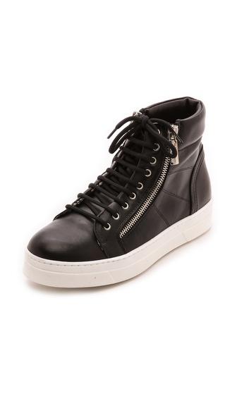 Studio Pollini Zip Sneakers