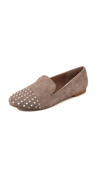 Steven Melter Studded Toe Flats