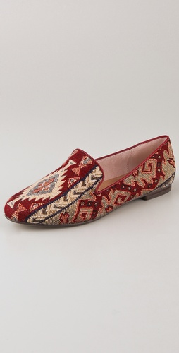 Steven Madee Fabric Flats