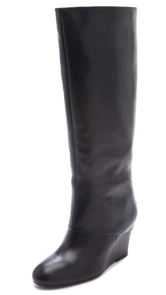 Steven Mauraa Wedge Boots
