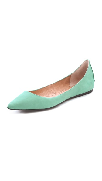 Steven Eternnal Pointed Toe Flats