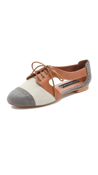 Steven Caril Oxfords from shopbop.com
