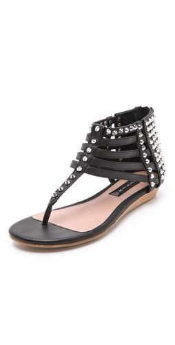 Shop Steven Indyana Studded Sandals - Steven online - Footwear,Womens,Footwear,Sandals, at Lilychic Australian Clothes Online Store