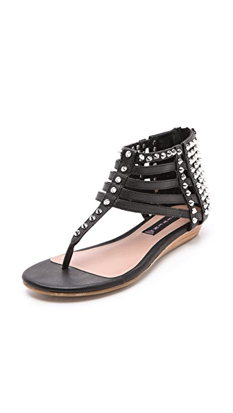 Steven Indyana Studded Sandals