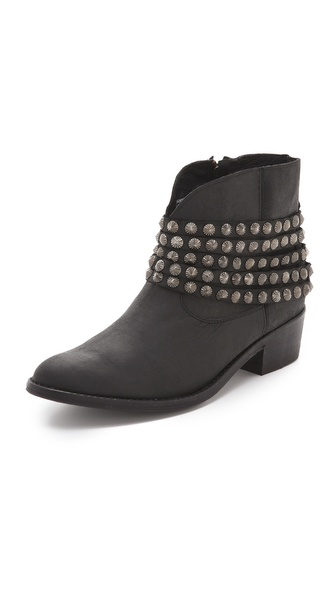 Steven Jinks Flat Booties