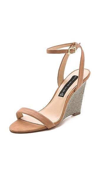 Steven Carolee Wedge Sandals