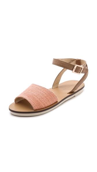 Steven Roburta Ankle Wrap Sandals