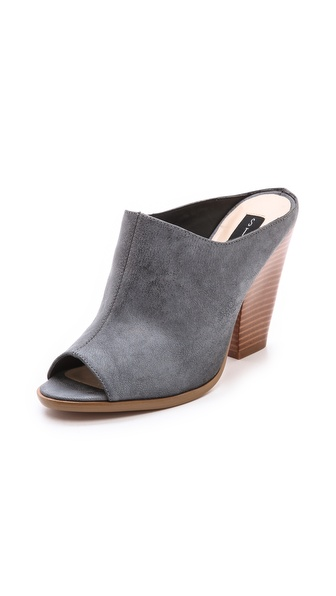 Steven Carisma Mules - Black at Shopbop / East Dane