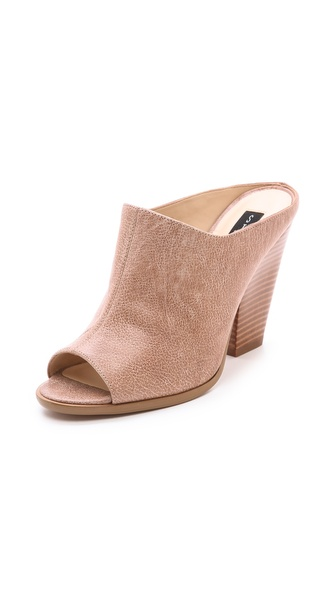 Steven Carisma Mules - Taupe at Shopbop / East Dane