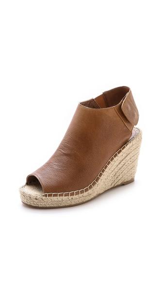 Steven Starry Wedge Sandals