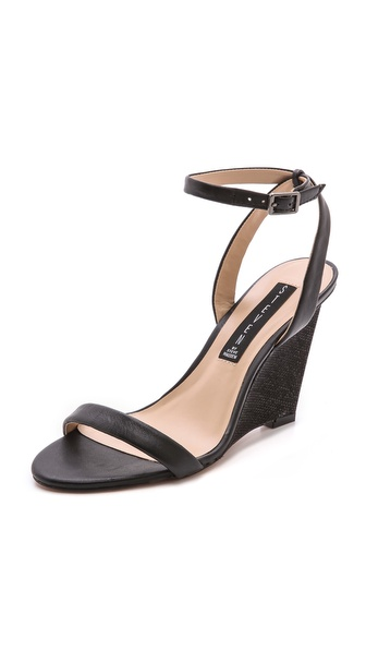 Steven Carolee Wedge Sandals