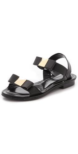 Suecomma Bonnie Two Strap Studded Sandals