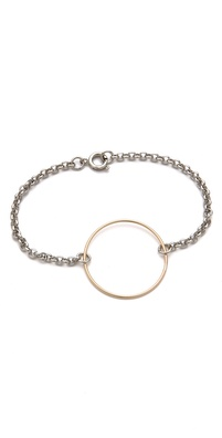 SunaharA Malibu Circle Bracelet