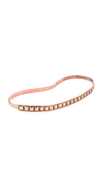 SunaharA Malibu Studded Hand Bracelet
