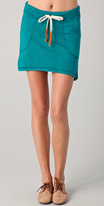 SUNDRY Pocket Skirt