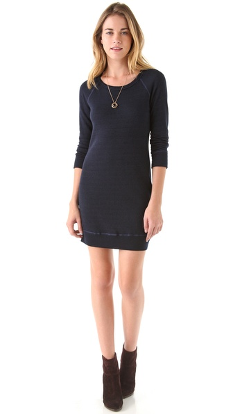 SUNDRY Sweatshirt Dress