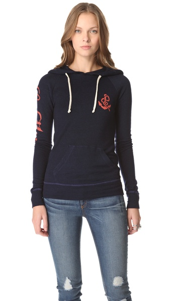 SUNDRY Long Sleeve Hoodie