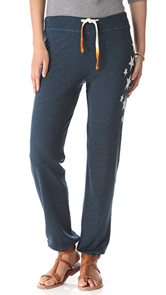 SUNDRY Star Sweatpants