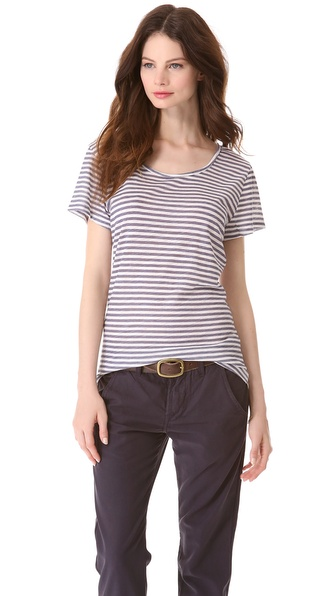 SUNDRY Basic Crew Neck Tee