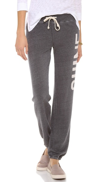 SUNDRY Shine Sweatpants