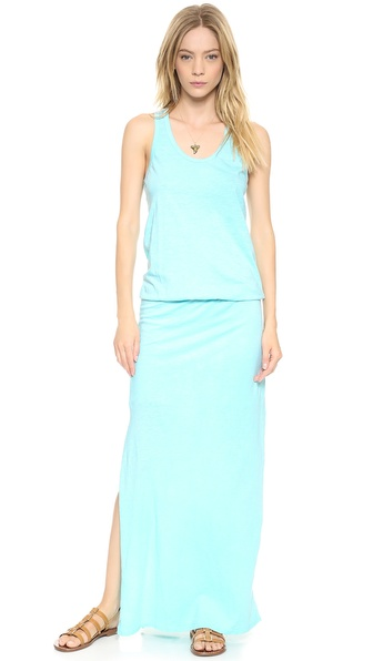 SUNDRY Sleeveless Maxi Dress