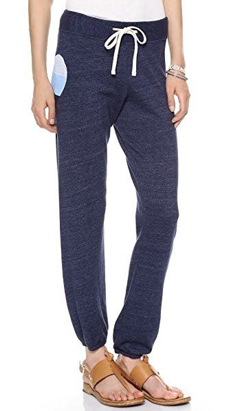 SUNDRY Heart Sweatpants