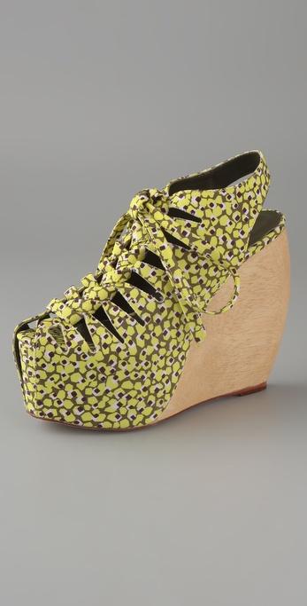 SUNO Loeffler Randall + SUNO Erin Platform Sandals