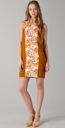 SUNO Egg Shift Dress