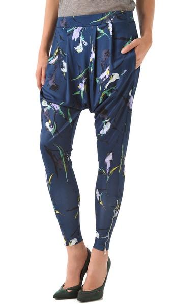 SUNO Drapey Skinny Pants