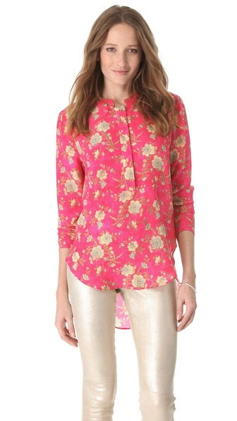 SUNO Long Sleeve Tunic