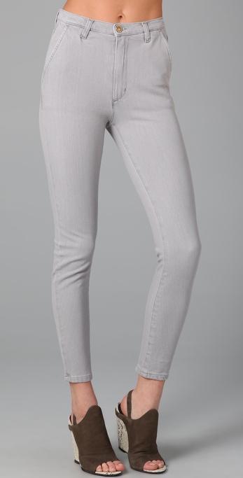Superfine Chime Skinny Jeans